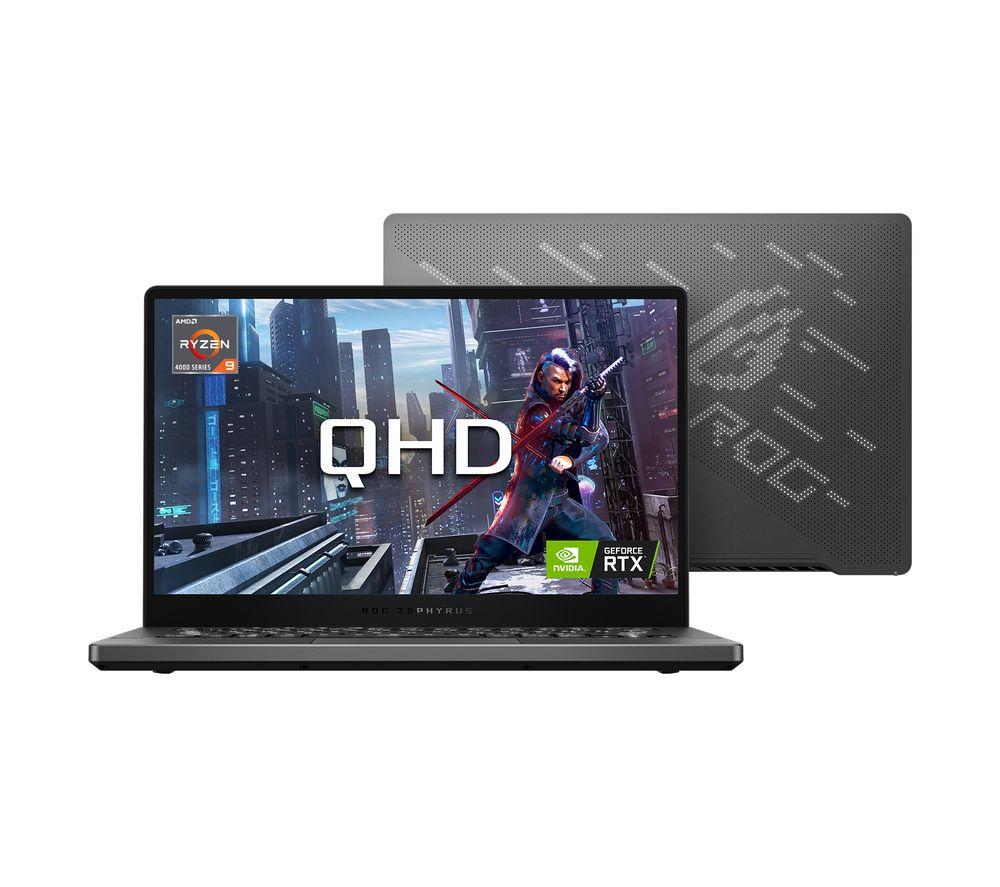 "ASUS ROG Zephyrus G14 14"" Gaming Laptop - AMD Ryzen 9, RTX 2060, 1 TB SSD"
