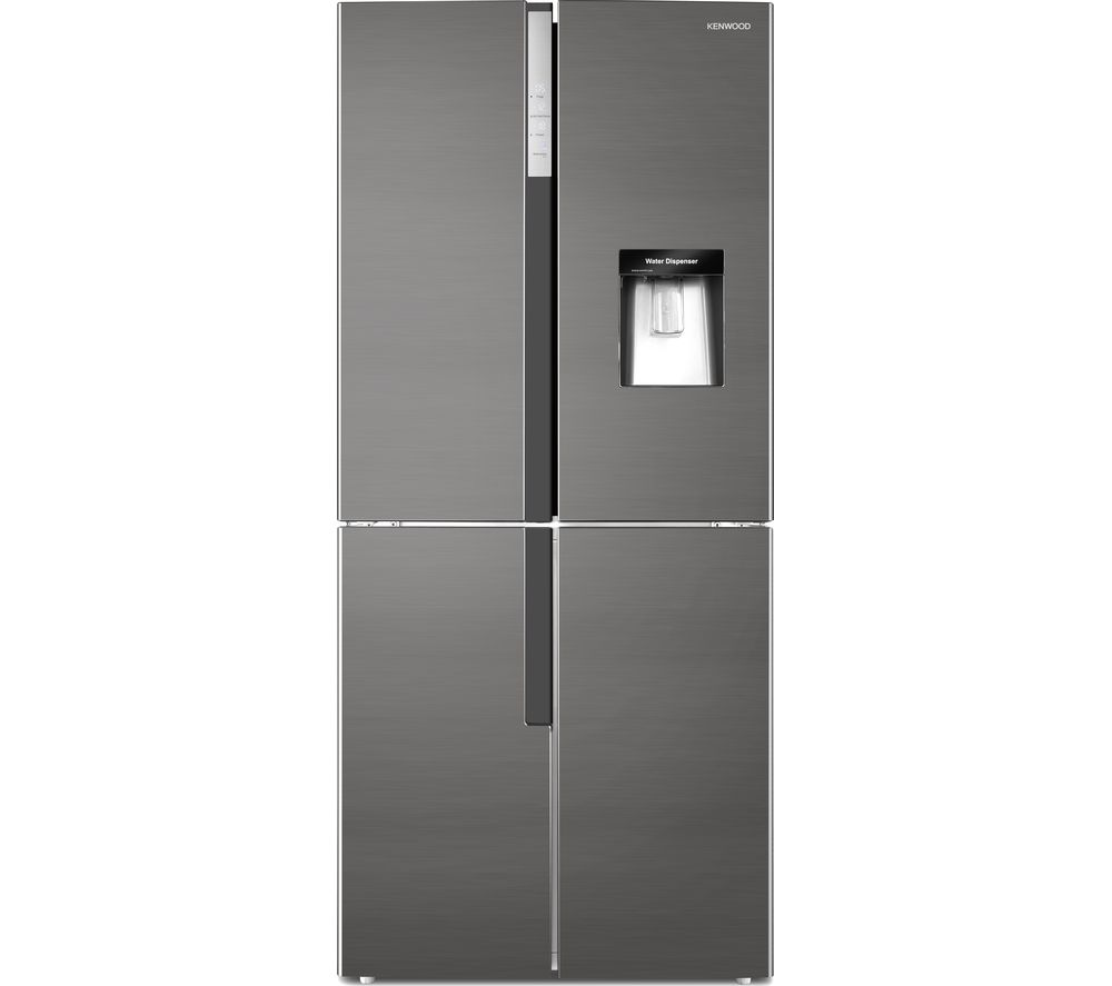 KENWOOD KSBS4DX20 Fridge Freezer - Inox