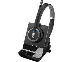 Impact SDW 5064 Wireless Headset - Black