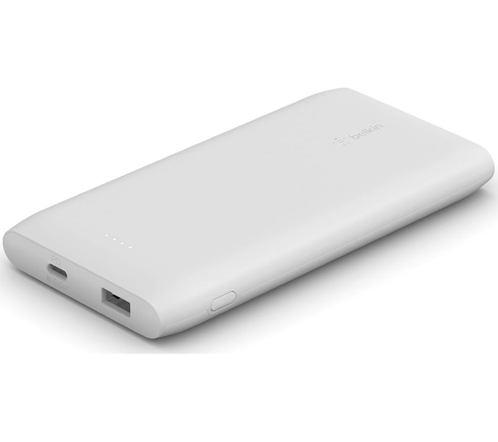 BELKIN BPB001btWH Portable Power Bank - White