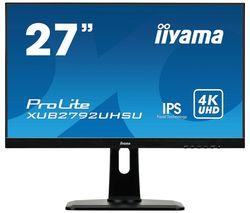 "ProLite XUB2792UHSU-B1 4K Ultra HD 27"" IPS LCD Monitor - Black"