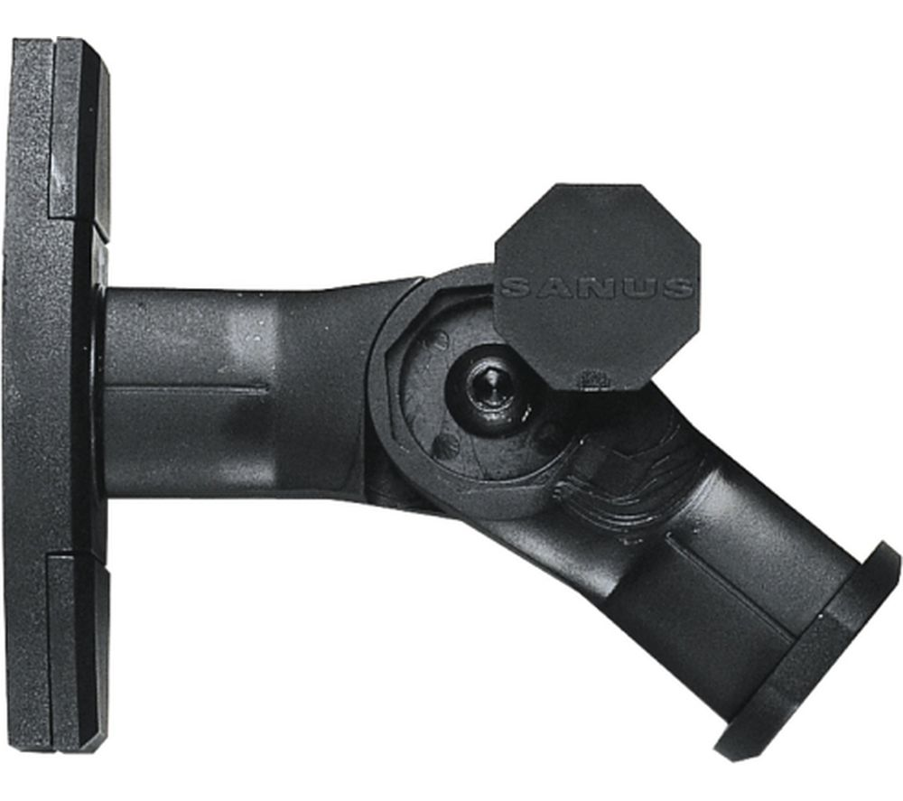 SANUS WMS3B Tilt & Swivel Speaker Bracket - Pack of 2
