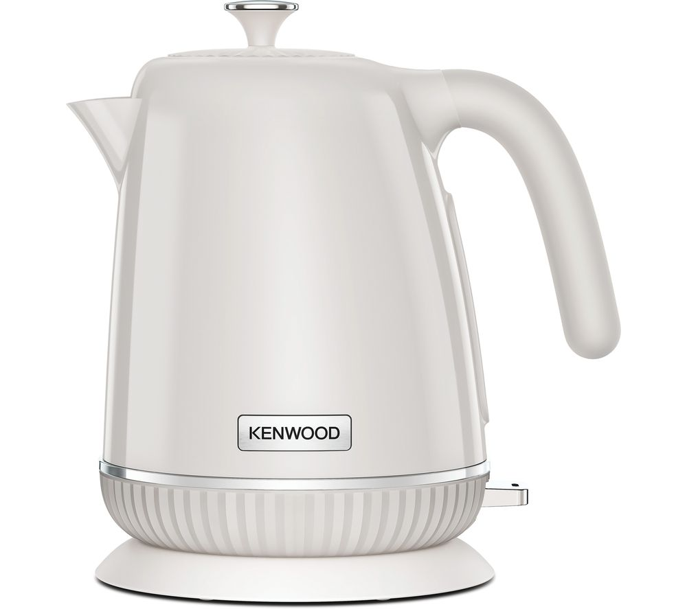 KENWOOD Elegancy ZJP11.A0CR Jug Kettle - Cream, Cream