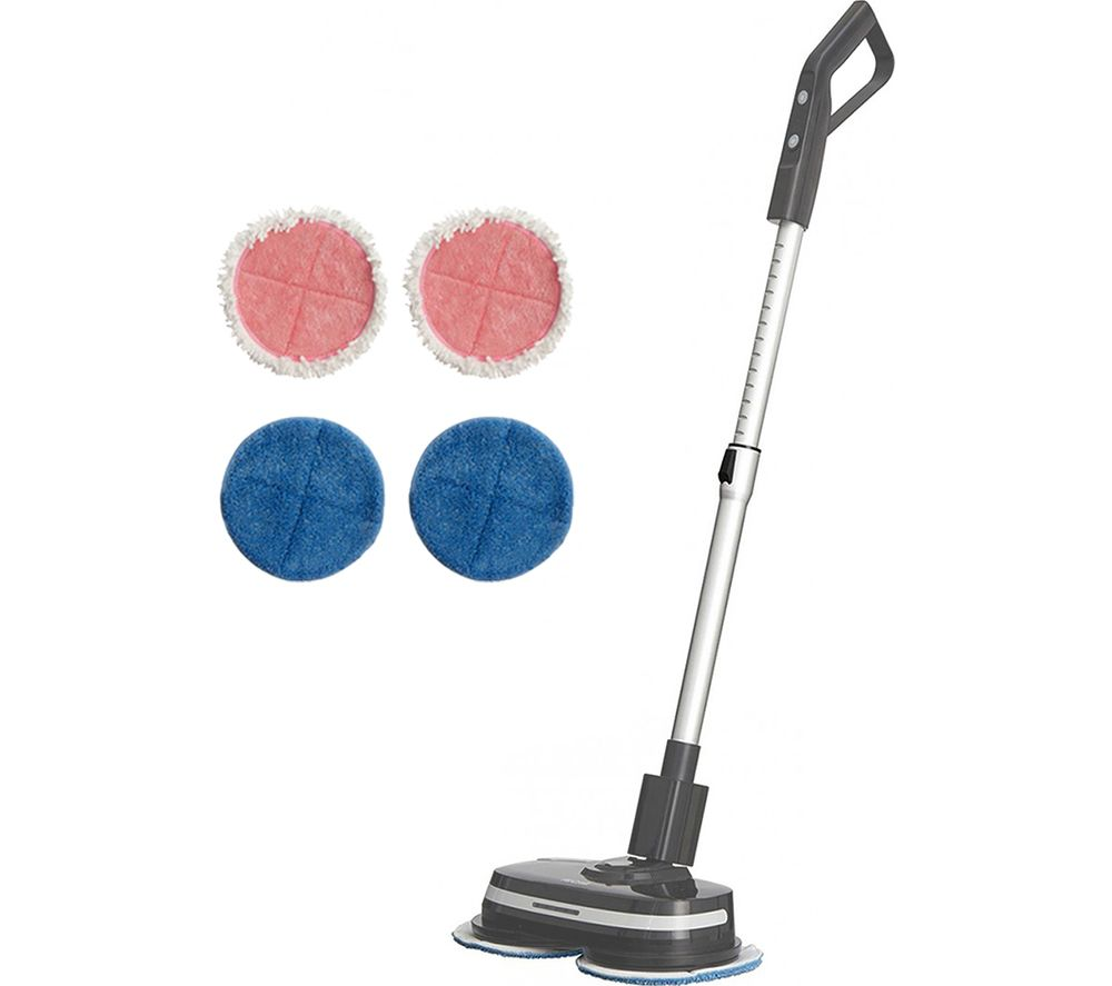 AIRCRAFT PowerGlide Upright Hard Floor Cleaner - Grey