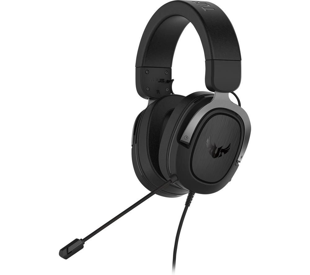ASUS TUF Gaming H3 7.1 Gaming Headset - Grey