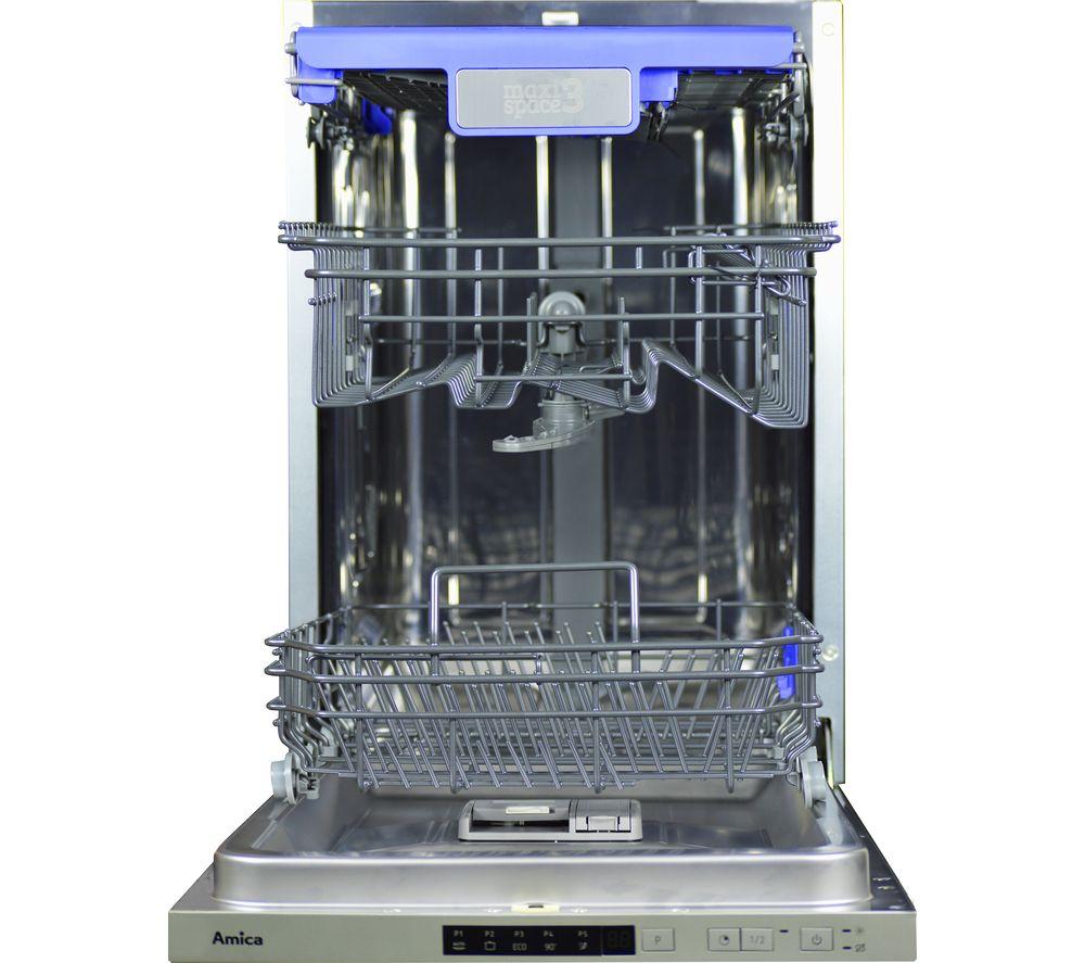 AMICA ADI460 Slimline Fully Integrated Dishwasher