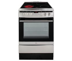 608CE2TAXX 60 cm Electric Ceramic Cooker - Stainless Steel