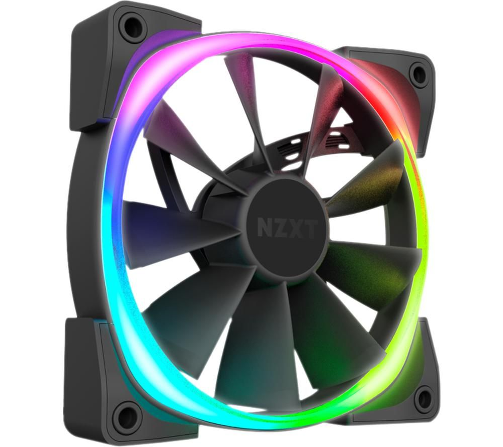 NZXT Aer RGB 2 120 mm Case Fan - RGB LED