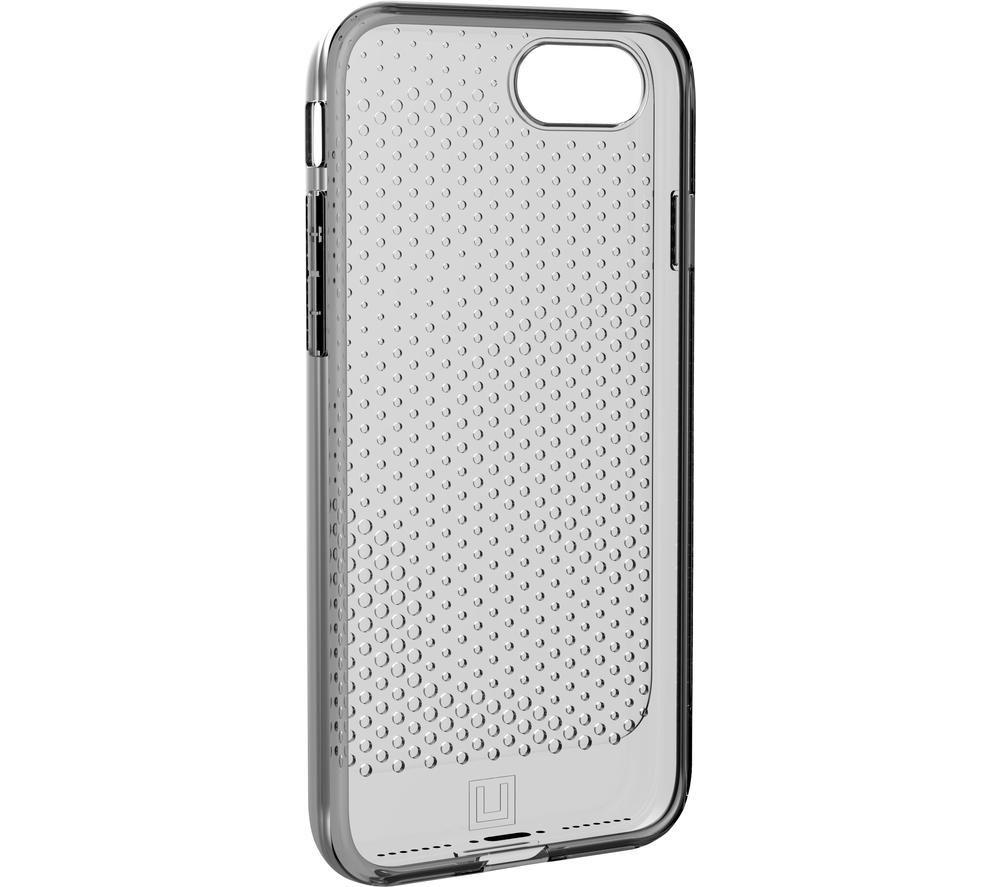 UAG Lucent iPhone SE Case - Ash
