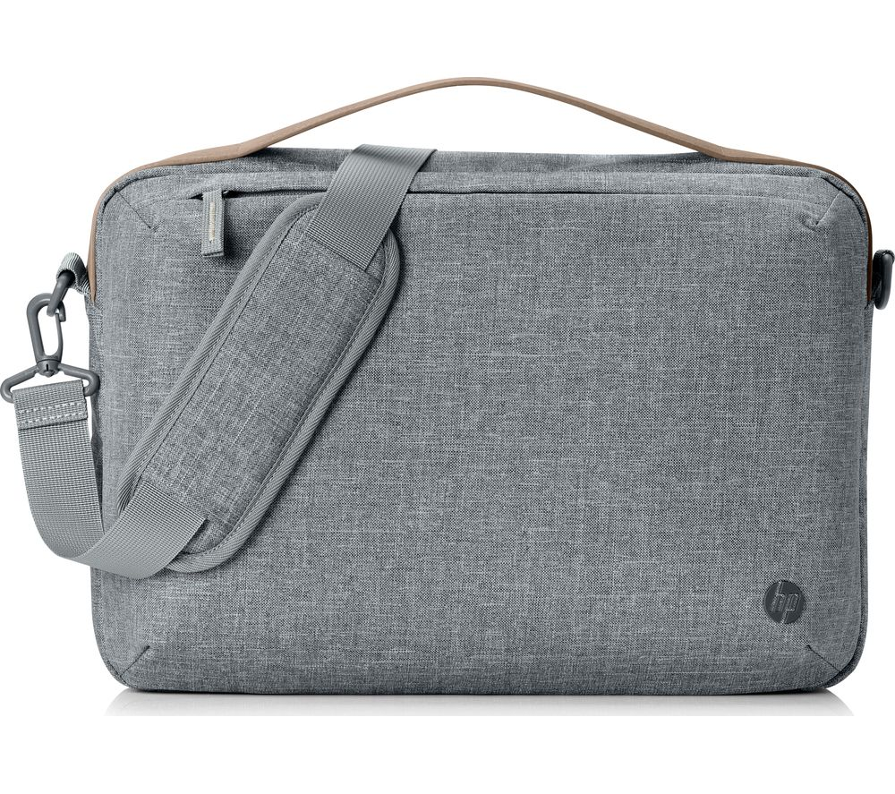 "HP Renew Topload 15.6"" Laptop Case - Grey"