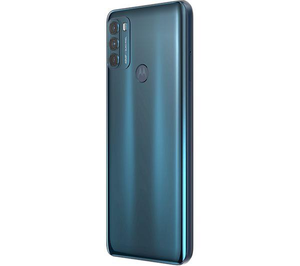 Motorola Moto G50 - 64 GB, Aqua Green 5