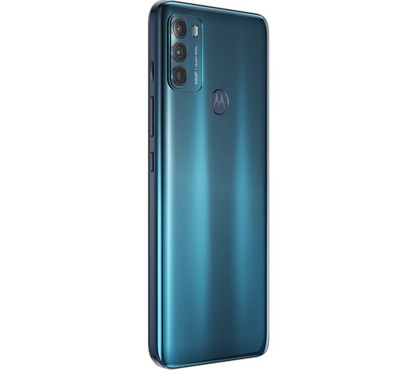 Motorola Moto G50 - 64 GB, Aqua Green 6