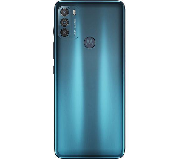 Motorola Moto G50 - 64 GB, Aqua Green 9