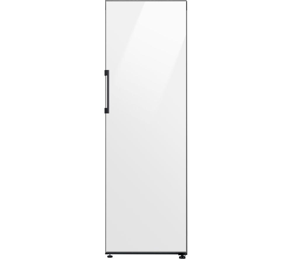 SAMSUNG Bespoke RR39A74A312/EU Tall Fridge - Clean White