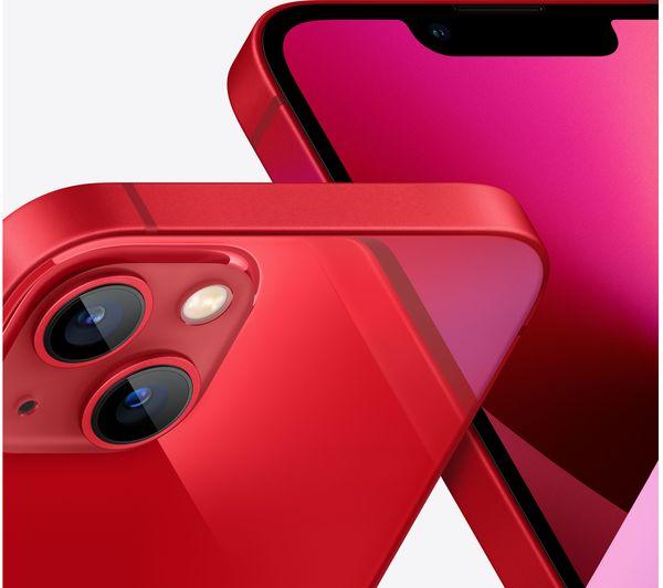 Apple iPhone 13 mini - 128 GB, (PRODUCT)RED 3