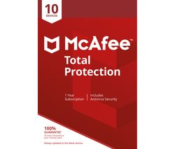 Total Protection - 1 year for 10 devices