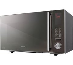 KENWOOD K25MMS14 Solo Microwave - Silver Best Price, Cheapest Prices