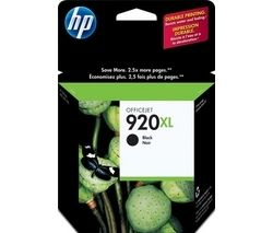 HP 920XL Black Ink Cartridge