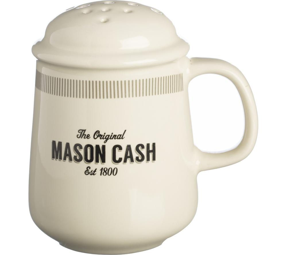 MASON CASH Baker Lane Flour Shaker - Cream