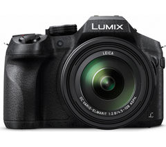 Lumix FZ330 Bridge Camera - Black