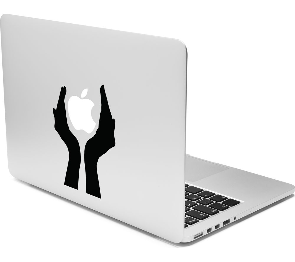 "CASEIT 13"" MacBook Open Hands Decal"