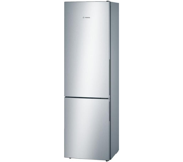 BOSCH KGV39VL31G 70/30 Fridge Freezer - Silver