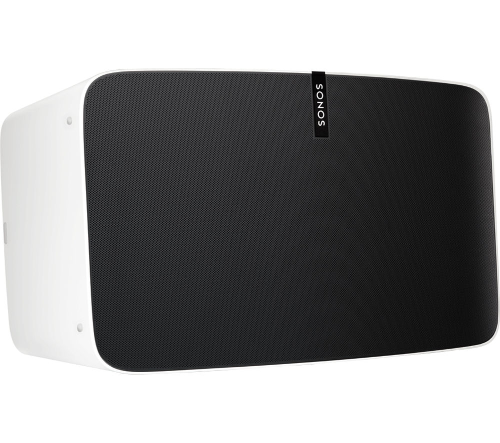 SONOS PLAY:5 Wireless Smart Sound Multi-Room Speaker - White