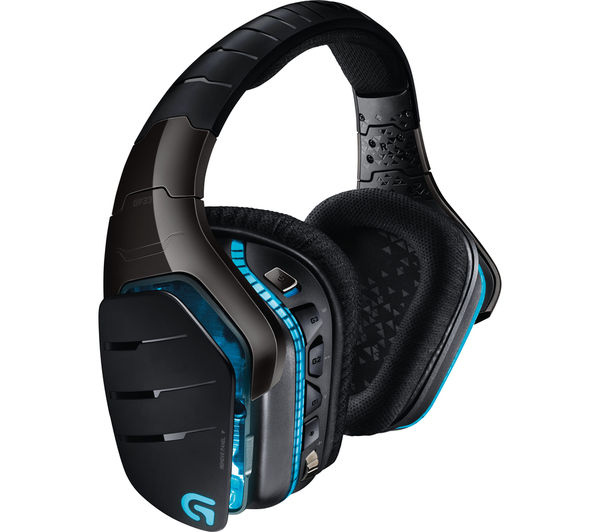 LOGITECH Artemis Spectrum G933 Wireless 7 1 Gaming Headset