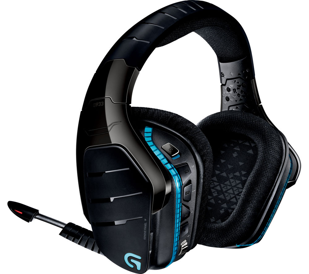 Compare prices for Logitech Artemis Spectrum G933 Wireless 7.1 Gaming Headset