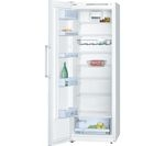 BOSCH Serie 4 KSV33VW30G Tall Fridge - White