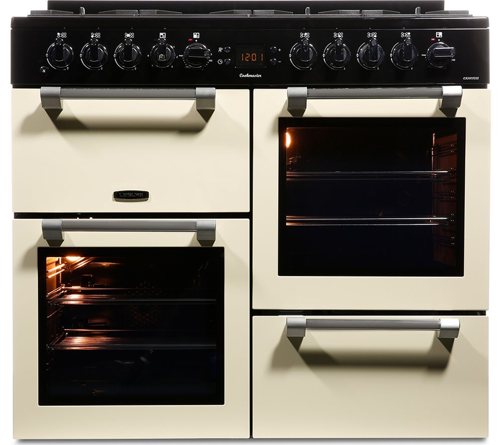 Compare prices for Leisure Cookmaster CK100F232C Dual Fuel Range Cooker