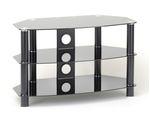 TTAP Vantage 1050 TV Stand - Black