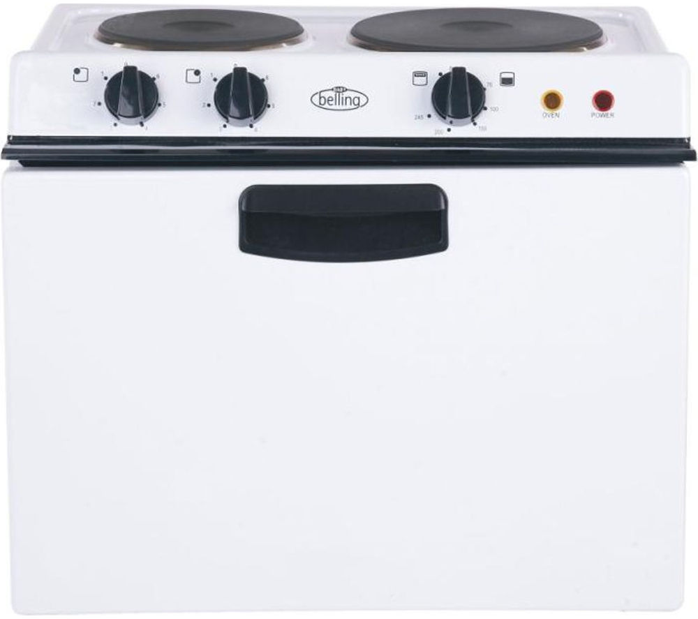 BELLING  Baby 321R Electric Tabletop Cooker – White, White