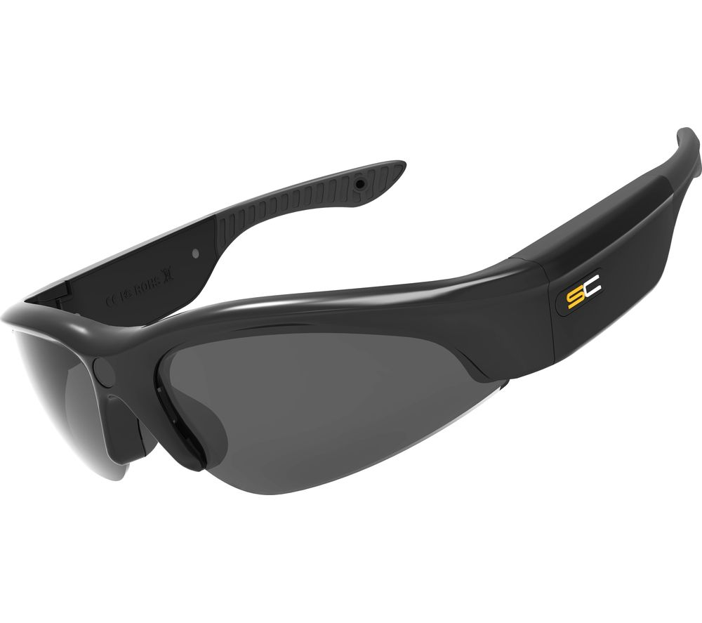 SUNNYCAM Activ Camcorder Glasses - Black