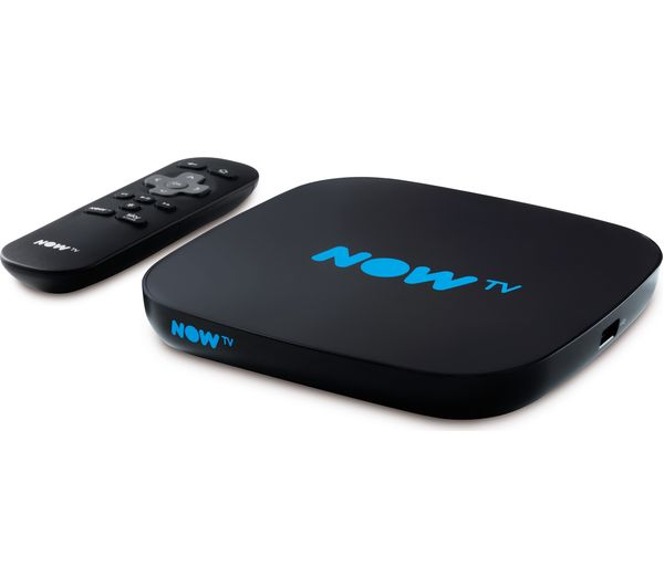 Image of NOW TV HD Smart TV Box with 2 month Sky Cinema Pass