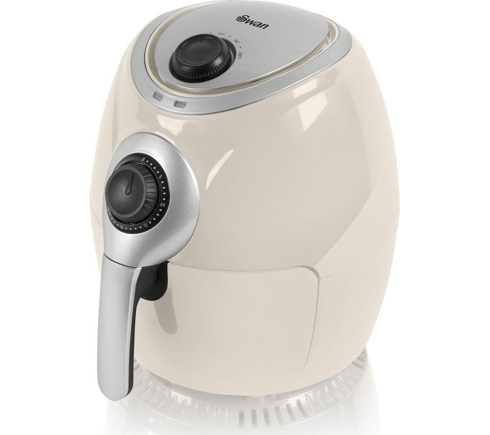 SWAN SD90010CREN Air Fryer - Cream