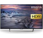 "SONY BRAVIA KDL49WE753 49"" Smart HDR LED TV"