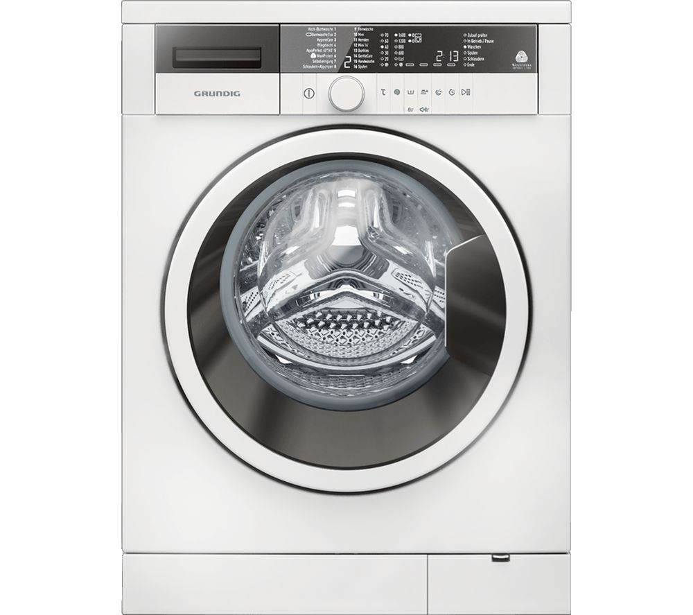 Buy GRUNDIG GWN37430W 7 kg 1400 Spin Washing Machine ...