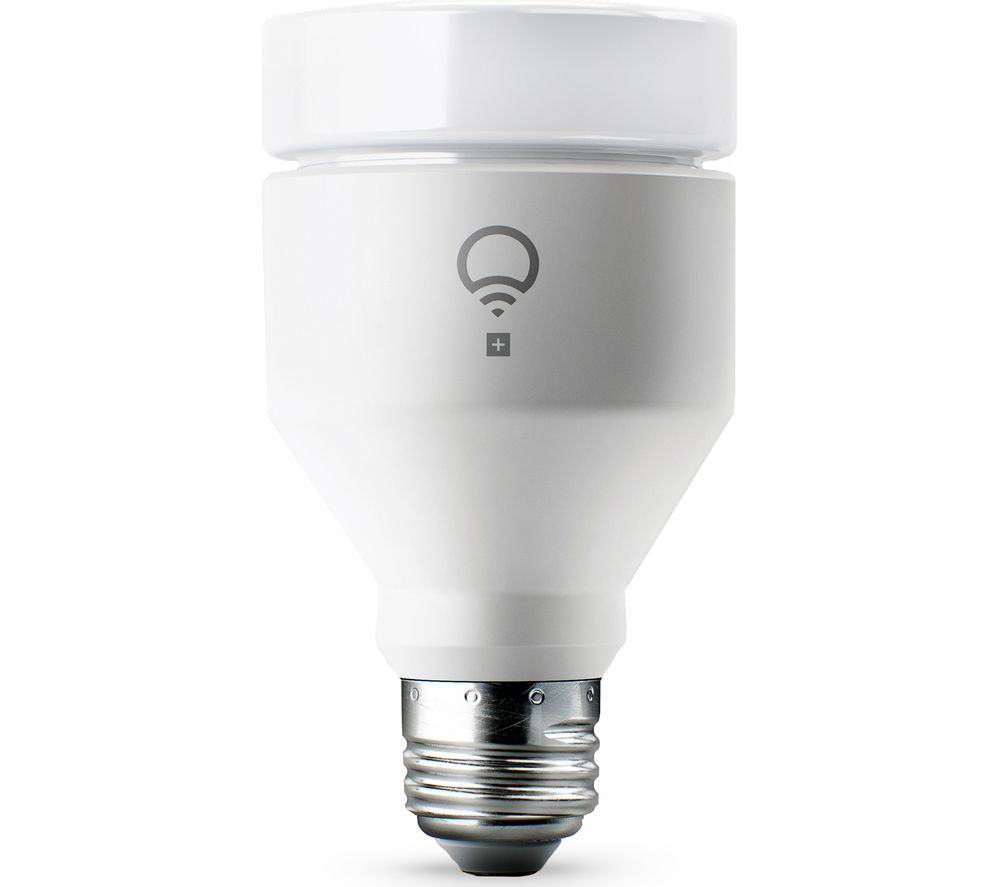 LIFX + Smart RGB IR Light Bulb - E27