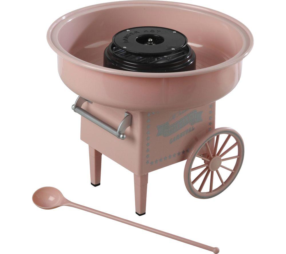 ELGENTO E26011 Candy Floss Cart - Pink
