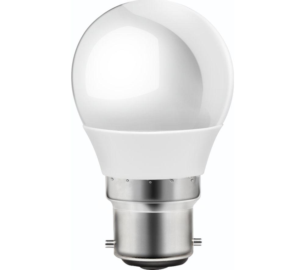 LOGIK LMG6B17 LED Light Bulb - White