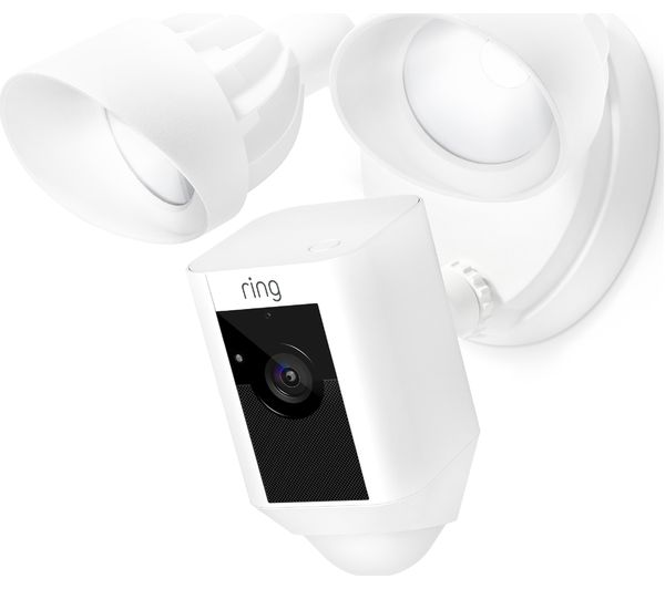 Image of RING Floodlight Cam - White