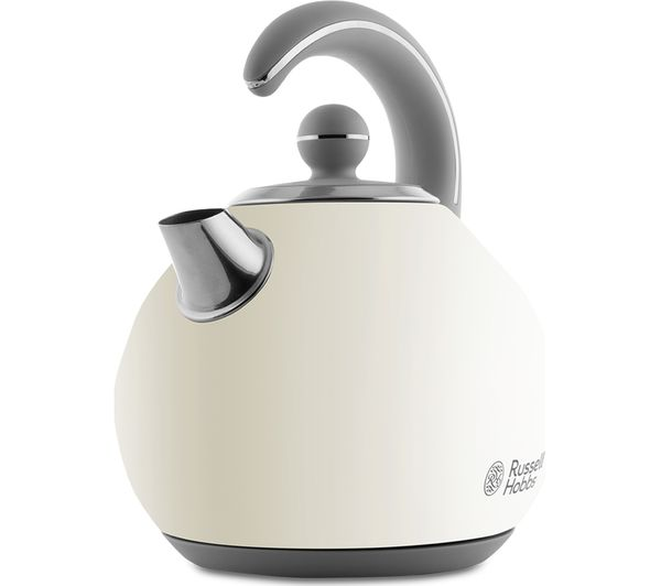 russell hobbs bubble 24401 kettle cream fast delivery. Black Bedroom Furniture Sets. Home Design Ideas