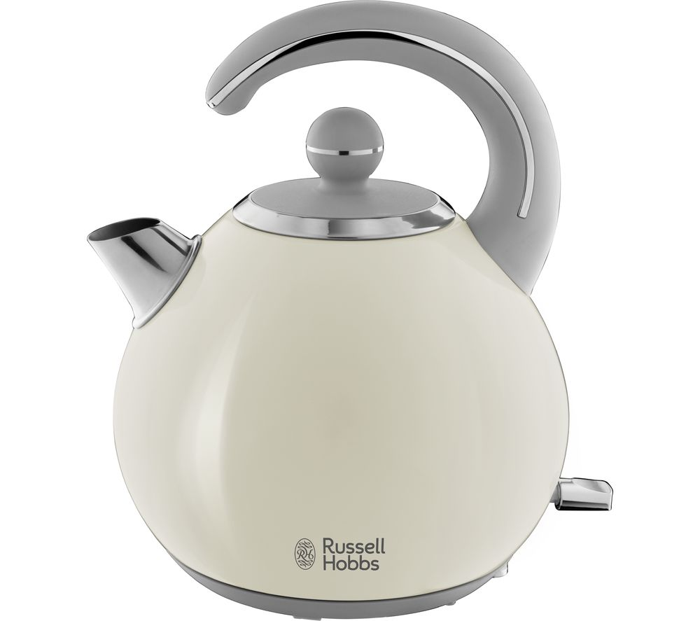 Image of RUSSELL HOBBS Bubble 24401 Kettle - Cream, Cream
