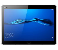 "HUAWEI MediaPad M3 10"" Lite Tablet - 32 GB, Grey"