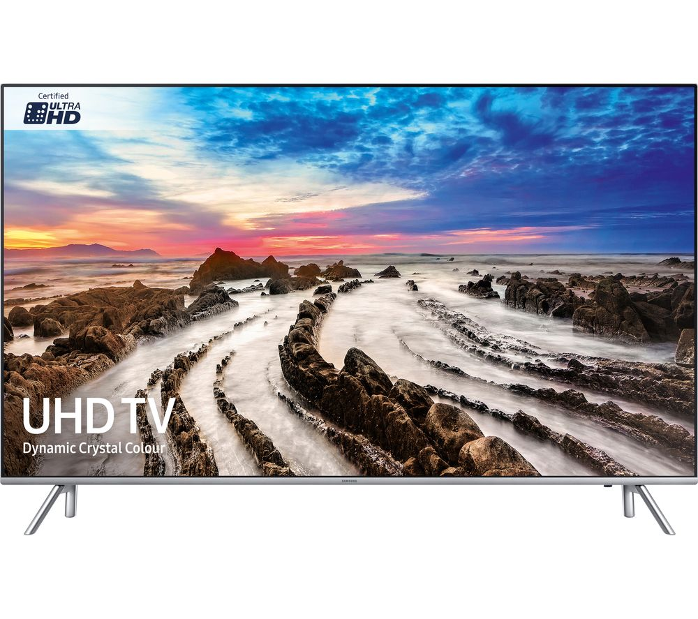 Compare cheap offers & prices of Samsung UE82MU7000T 82 Inch Smart 4K Ultra HD HDR LED TV manufactured by Samsung