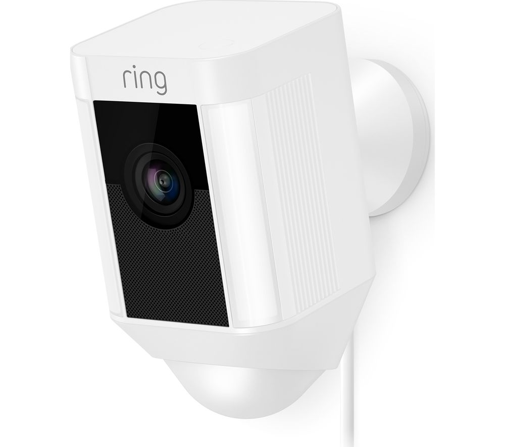 RING Spotlight Cam - White