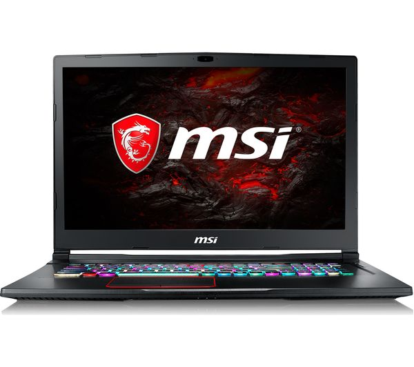 "Image of MSI Raider GE73VR 17.3"" Intel® Core™ i7 GTX 1070 Gaming Laptop - 1 TB HDD & 256 GB SSD"
