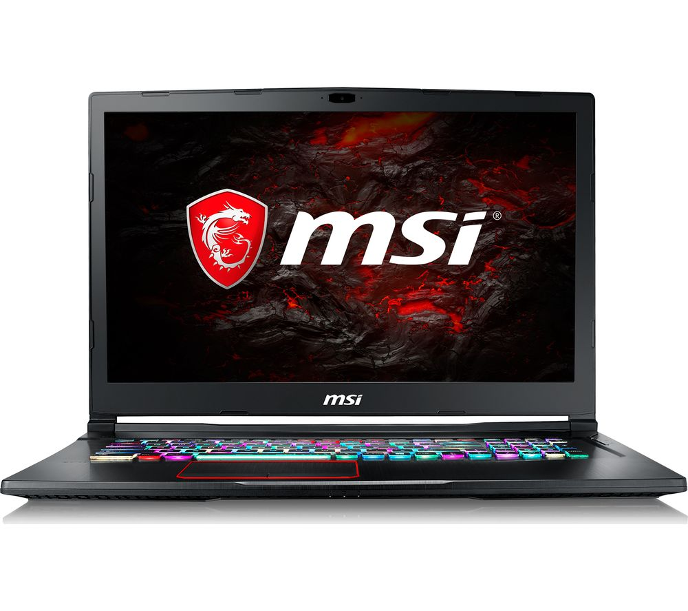 "MSI Raider GE73VR 17.3"" Intel® Core™ i7 GTX 1070 Gaming Laptop - 1 TB HDD & 256 GB SSD"