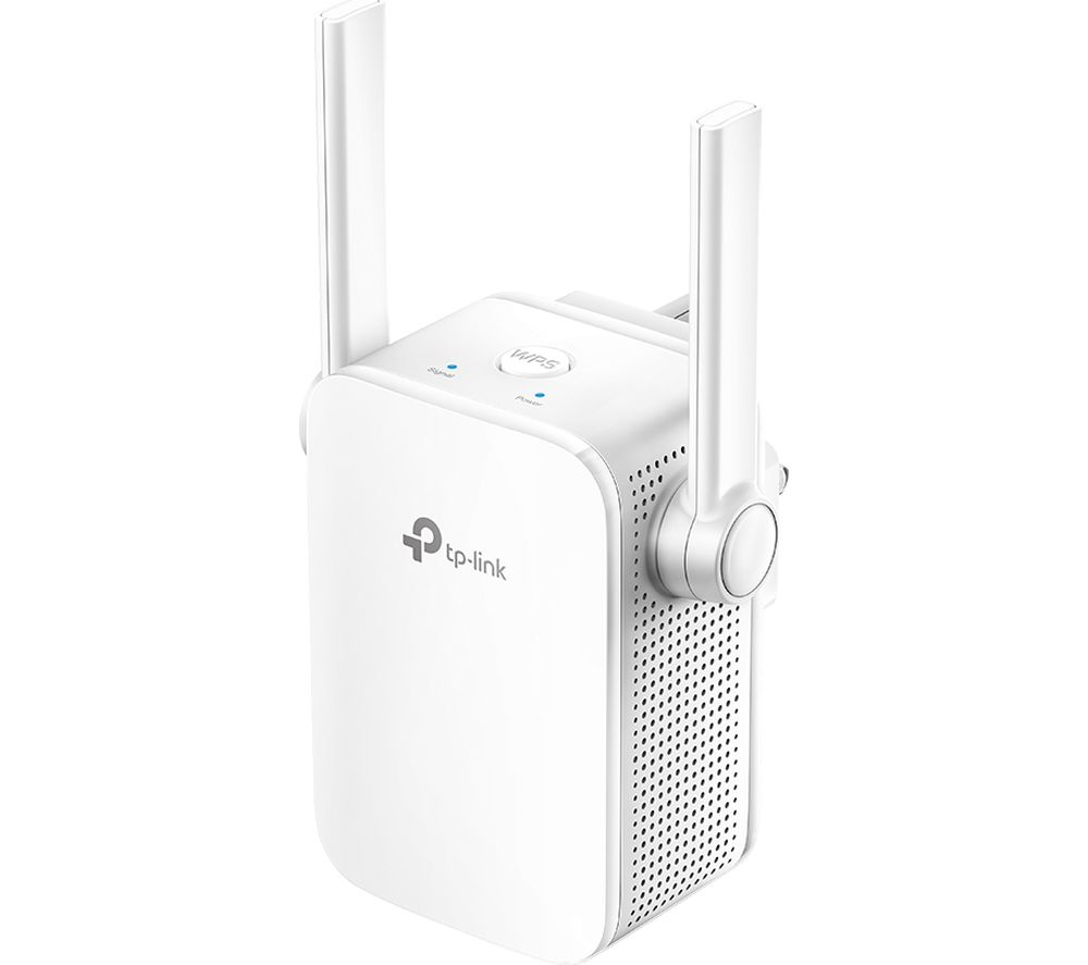 TP-LINK TL-WA855RE V2 WiFi Range Extender - N300, Single-band